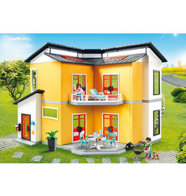 Playmobil Modern House