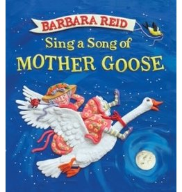 Scholastic Canada Sing A Song Of Mother Goose Board Book