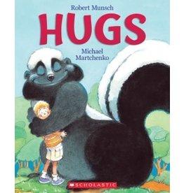 Scholastic Canada Hugs (POB)