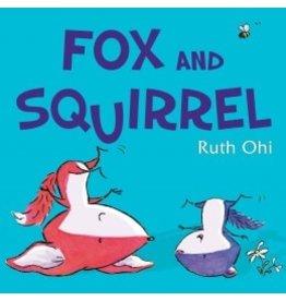Scholastic Canada Fox and Squirrel (POB)