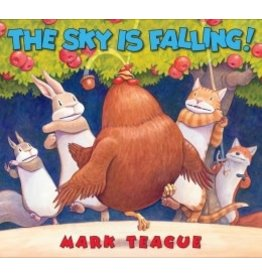 Scholastic Canada The Sky is Falling! (HC)