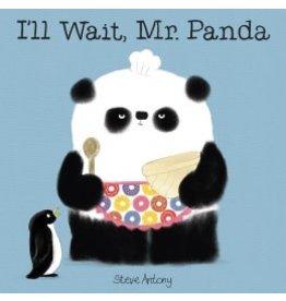 Scholastic Canada I'll Wait Mr. Panda (HC)