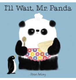 Scholastic Canada I'll Wait Mr. Panda