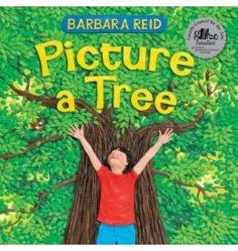 Scholastic Canada Picture a Tree (HC)