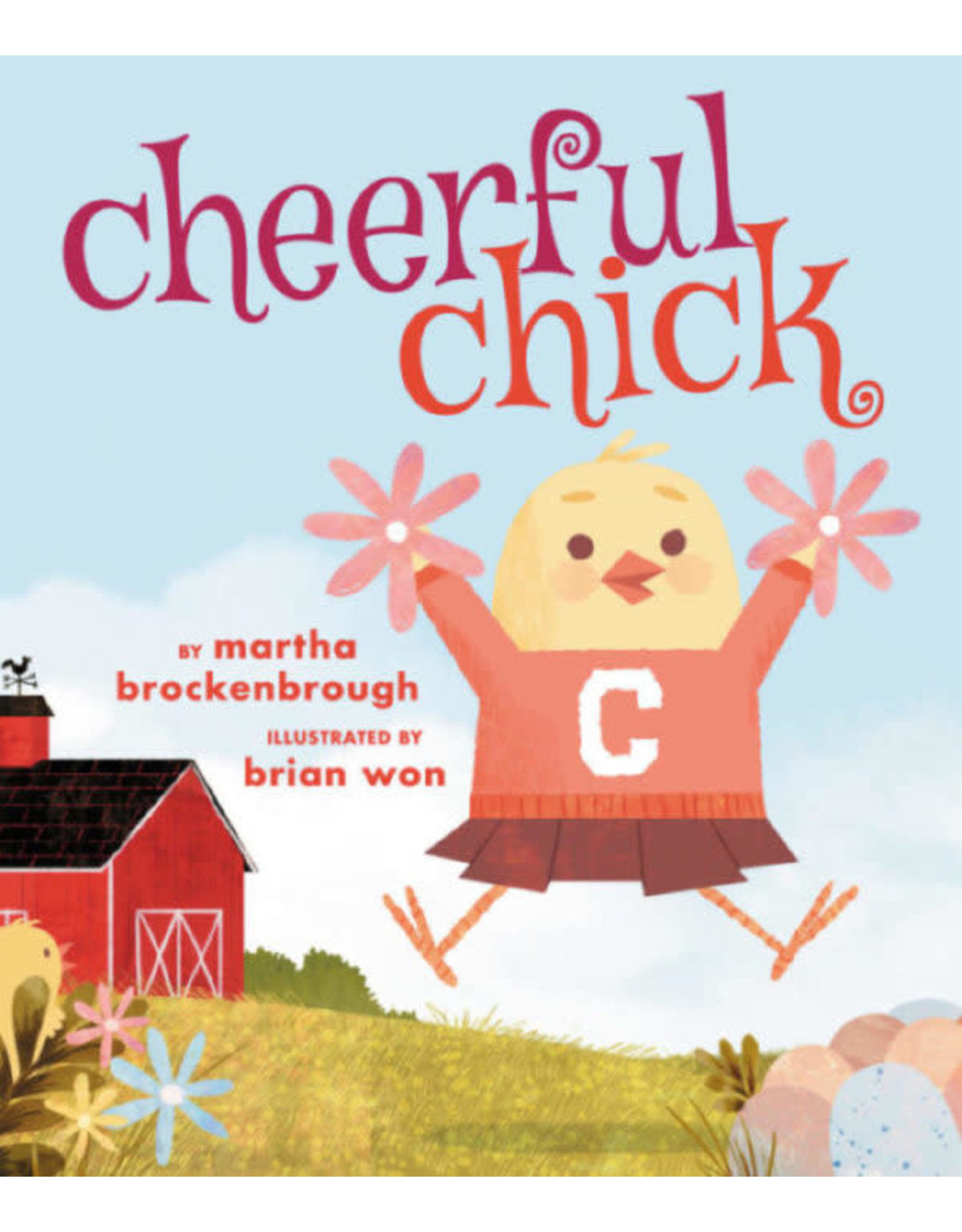 Scholastic Canada Cheerful Chick (HC)