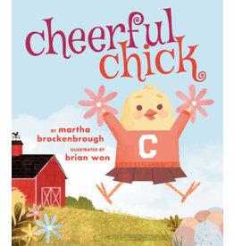 Scholastic Canada Cheerful Chick (HC)