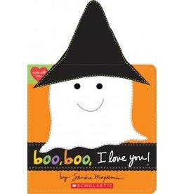 Scholastic Canada Boo, Boo, I Love You (BRD)