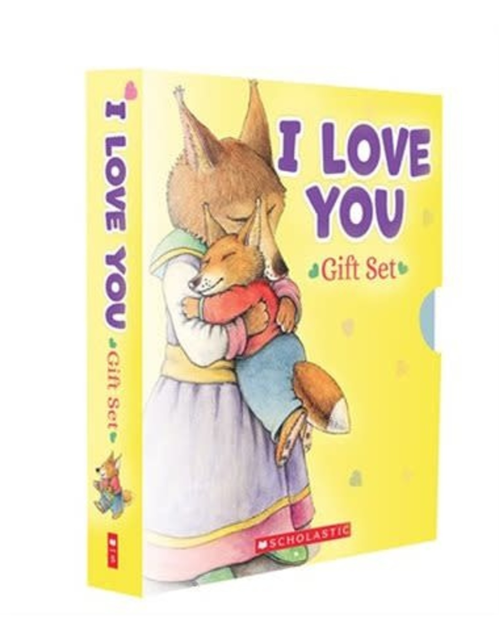 Scholastic Canada I Love You Gift Set (BOX)