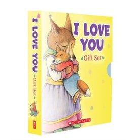 Scholastic Canada I Love You Gift Set (BOX)