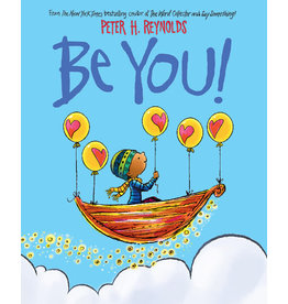 Scholastic Canada Be You! (HC)