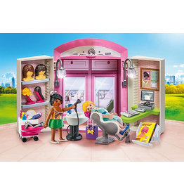 Playmobil Beauty Salon Play Box