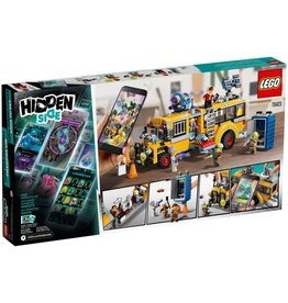 LEGO LEGO Hidden Side, Paranormal Intercept Bus 3000