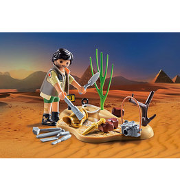 Playmobil Archeologist