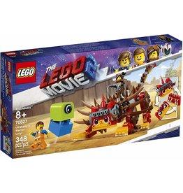 LEGO LEGO Movie, Ultrakatty & Warrior Lucy!