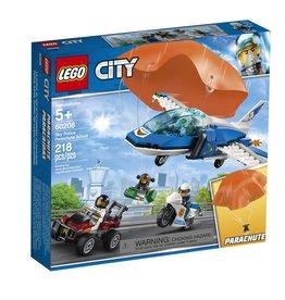LEGO LEGO City, Sky Police Parachute Arrest