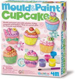 4M Cupcake: Mould & Paint