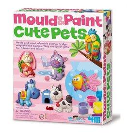4M Cute Pets: Mould & Paint
