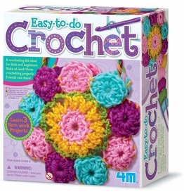 4M Easy-to-do Crochet Art