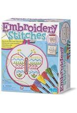 4M Embroidery Stitching