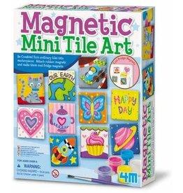 4M Magnetic Mini Tile Art