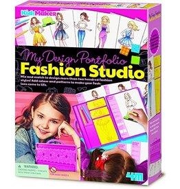 4M My Design Portfolio Fashion Studio