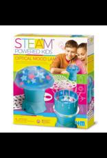 4M Optical Mood Lamp, Steam Kids