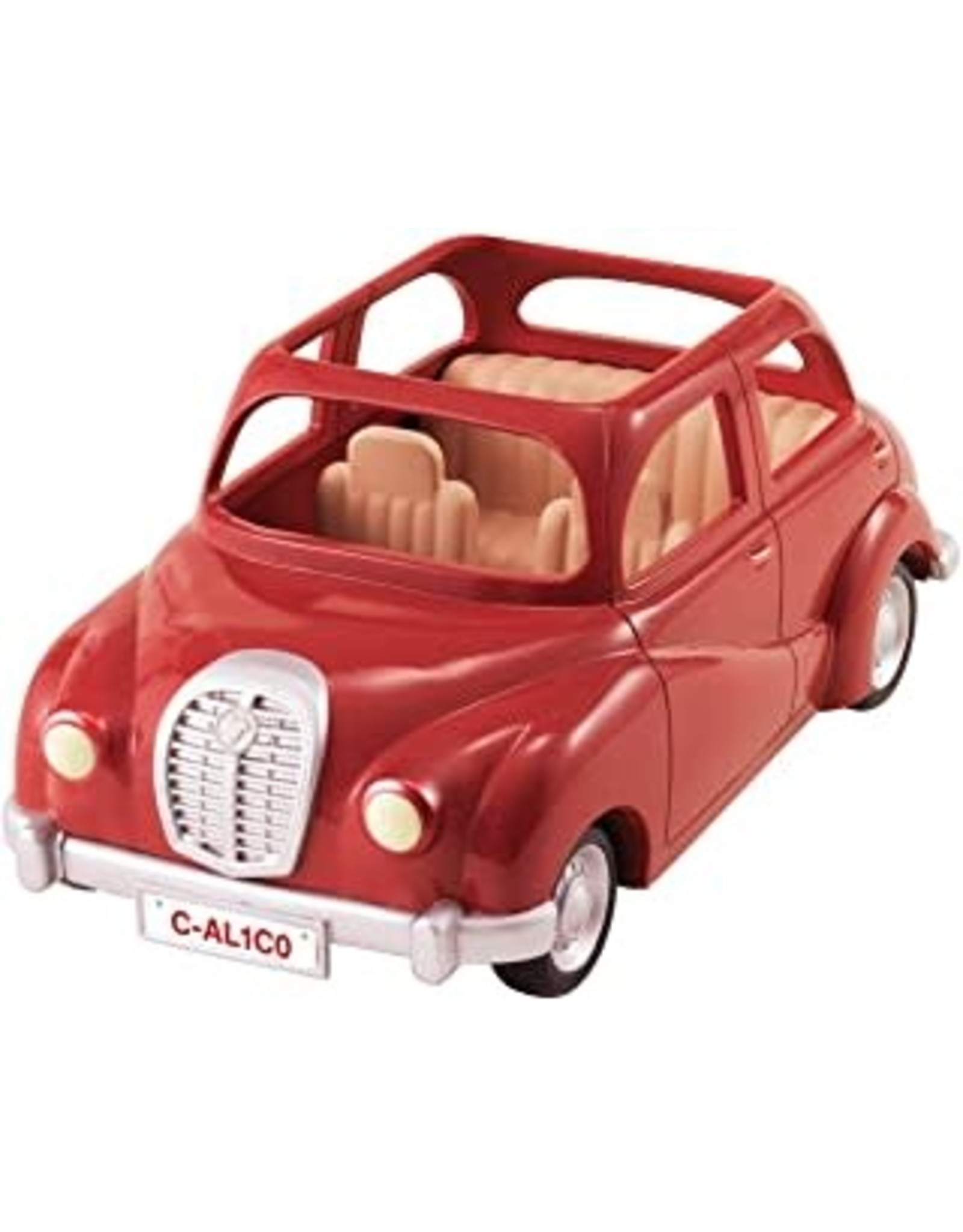 Calico Critters Calico Critters Cherry Cruiser