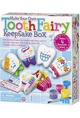 4M Tooth Fairy Keepsake Box