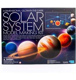 4M 3D Solar System Mobile