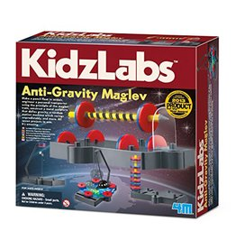 4M Anti-Gravity Maglev