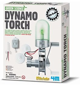 4M Dynamo Torch