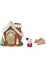 Calico Critters Calico Critters Gingerbread Playhouse