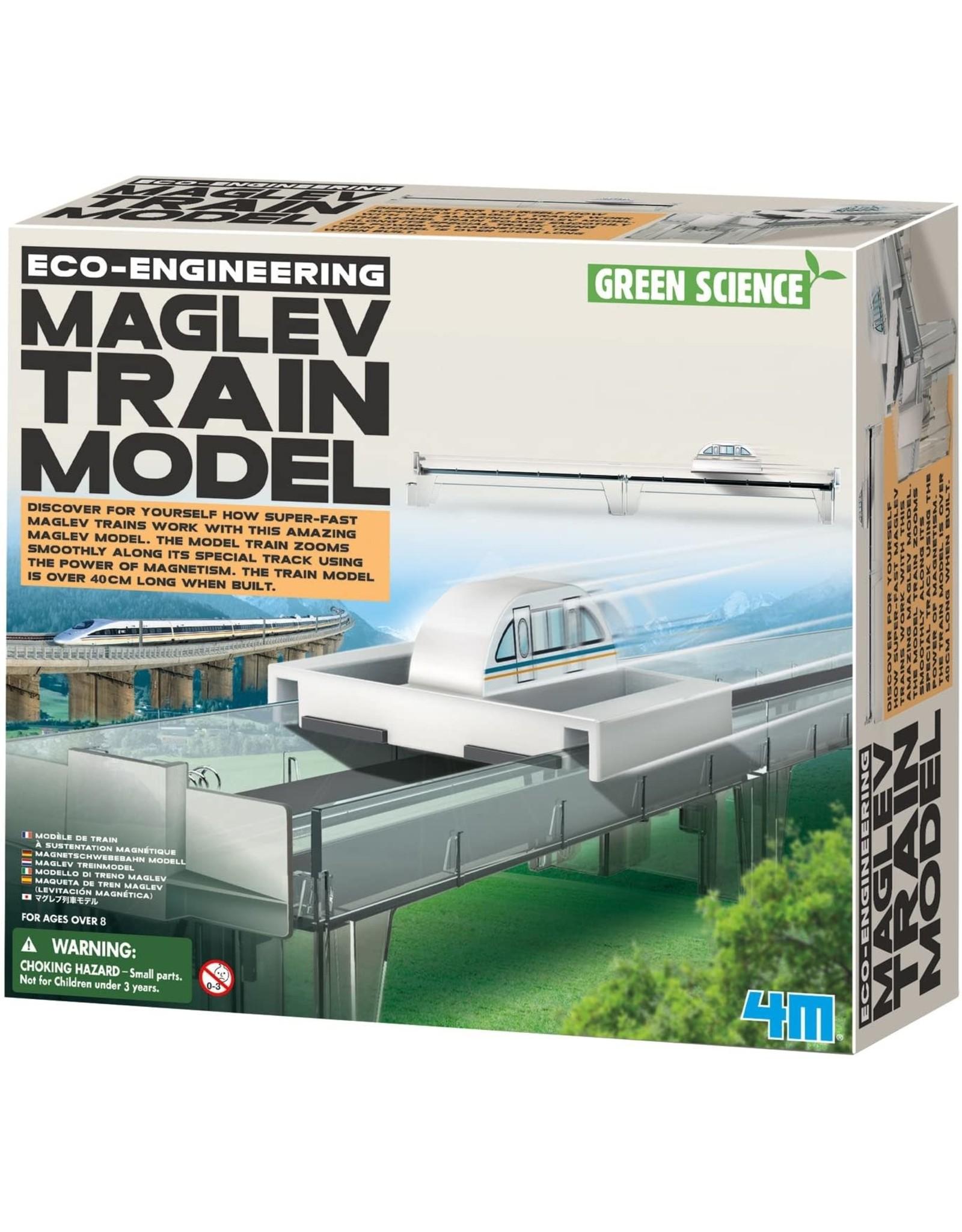 4M Mag-Lev Train Model