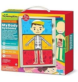 4M Thinking Kits, My Body Systems