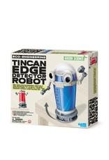 4M Tin Can Edge Detector Robot