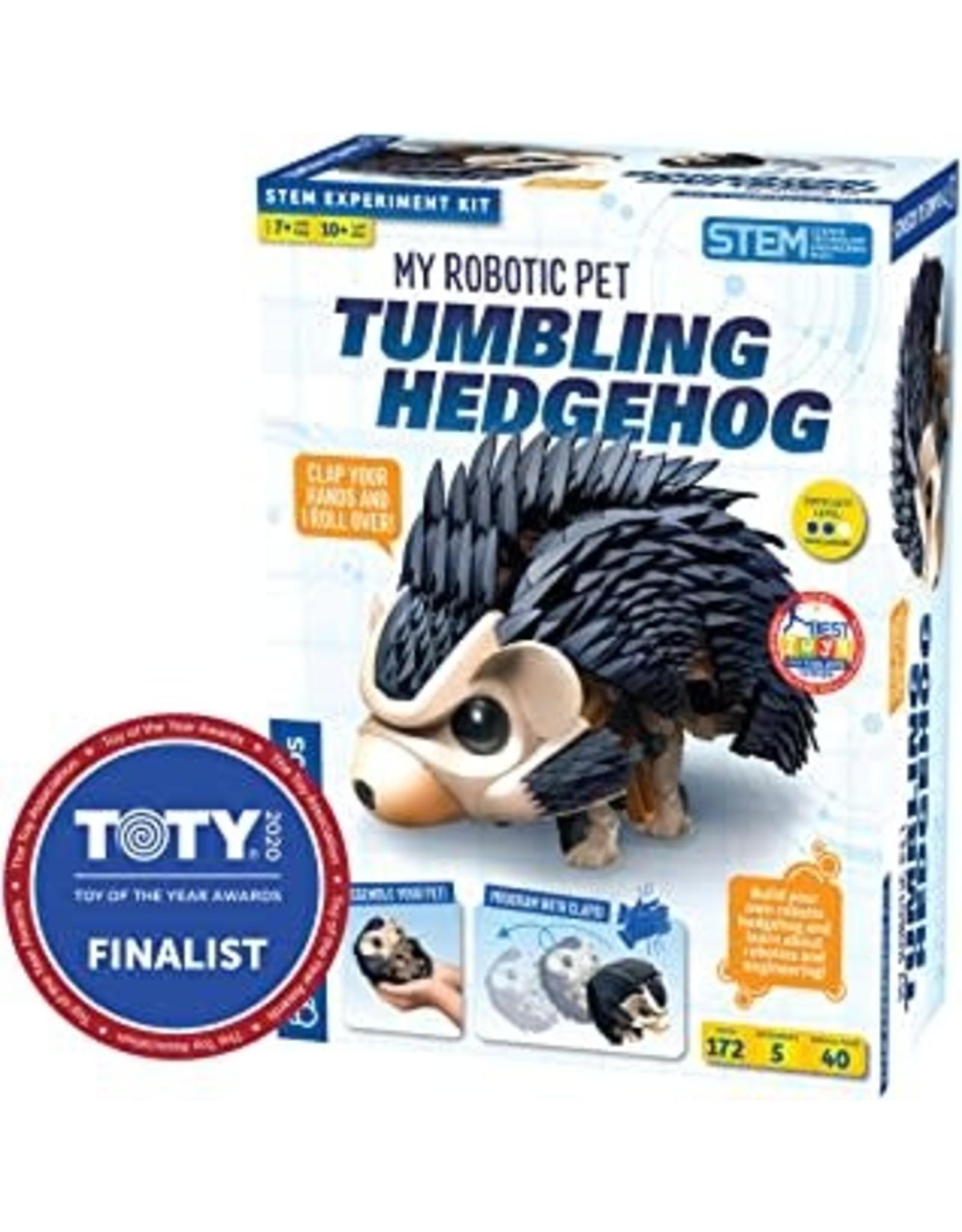 Thames & Kosmos My Robotic Pet: Tumbling Hedgehog
