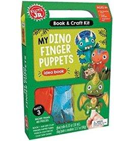 Klutz Klutz Jr: My Dinosaur Finger Puppets
