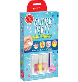 Klutz Klutz Mini Kits: Nail Studio Glitter Party