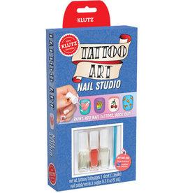 Klutz Klutz Mini Kits: Nail Studio Tattoo Art