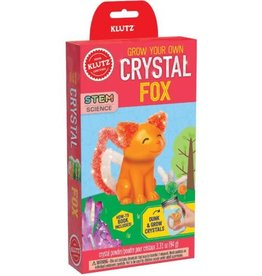 Klutz Klutz: Grow A Crystal Fox
