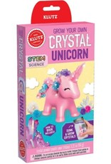 Klutz Klutz: Grow A Crystal Unicorn