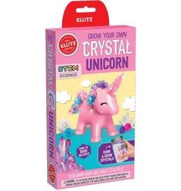 Klutz Klutz: Grow A Crystal Unicorn