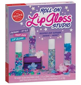 Klutz Klutz: Roll-On Lip Gloss Studio