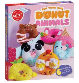 Klutz Klutz: Sew Your Own Donut Animals