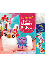 Klutz Klutz: Sew Your Own Furry Llama Pillow