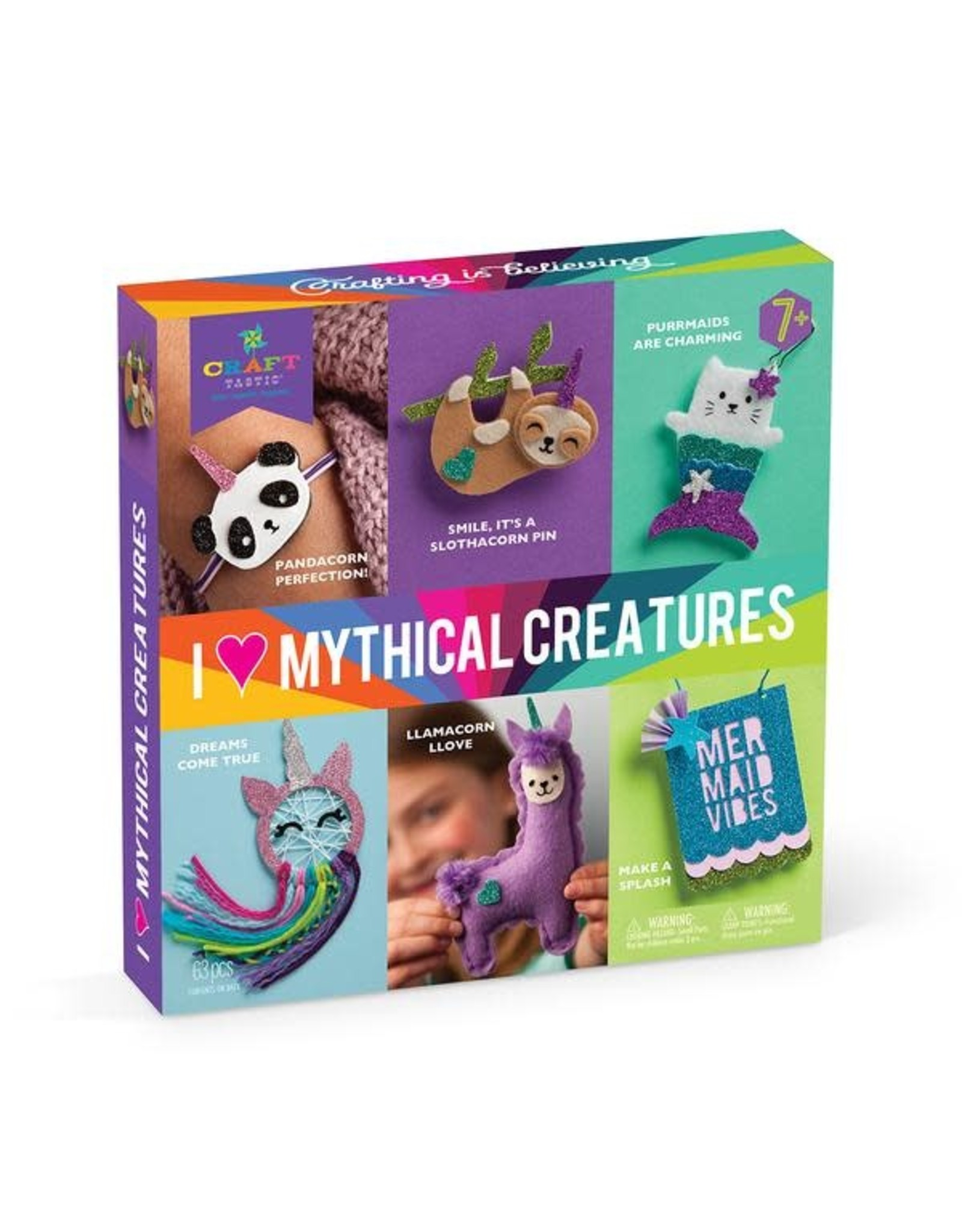 Ann Williams Group I Love Mythical Creatures