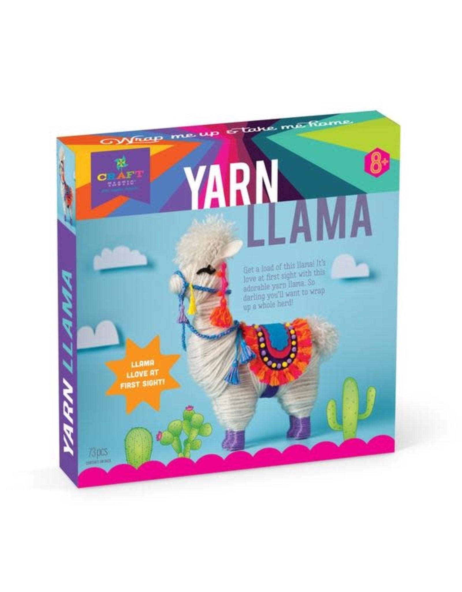 Ann Williams Group Yarn Llama