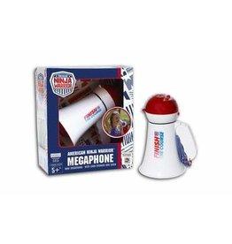 B4 Adventure American Ninja Warrior, Megaphone