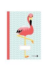 Coq en Pate Flamingo Notebook