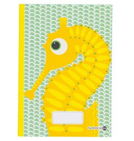 Coq en Pate Sea Horse Notebook